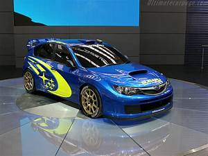 Subaru Impreza Wrc Concept High Resolution Image  2 Of 6