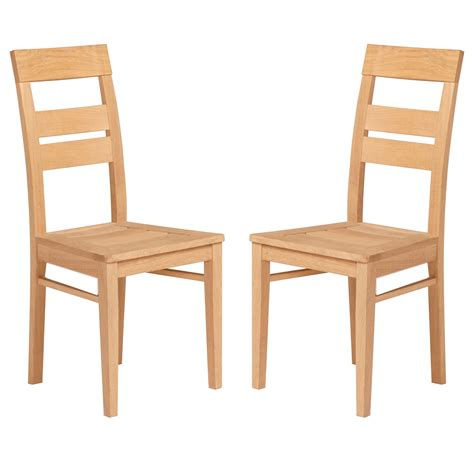 chaise en bois lot chaise salle manger