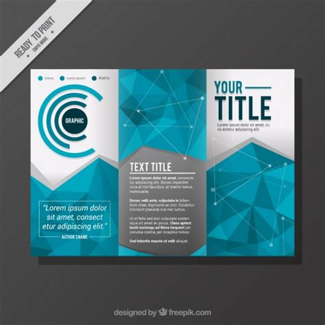 Trifold Brochure Vectors Photos And Psd Files Free Trifold Brochure Vectors Photos And Psd Files Free