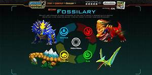 Elements Fossil Fighters Wiki Fandom Powered By Wikia