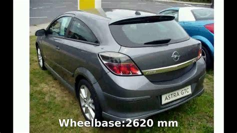 Opel Astra 2008 by 2008 Opel Astra Gtc 1 6 Turbo Info
