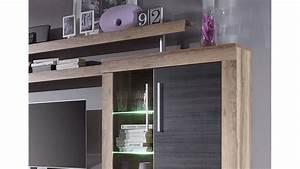 Möbel Rieger Discount : wohnwand nussbaum satin touchwood interessante ideen f r die gestaltung eines ~ Indierocktalk.com Haus und Dekorationen