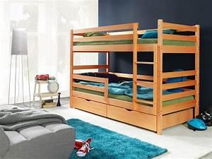 Barriere Lit Superposé : lits superposes ~ Premium-room.com Idées de Décoration