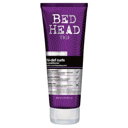 tigi bed head styleshots hi def curls odżywka