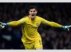 Chelsea news Thibaut Courtois could reject new contract