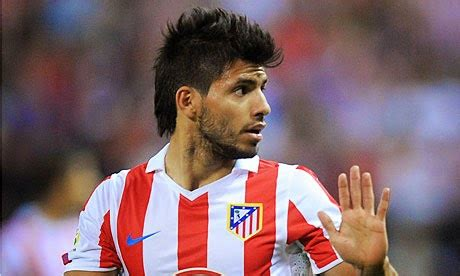 football player hairstyles pictures  sergio aguero