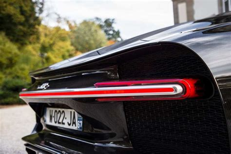 50 things you need to know about the 261mph hypercar. 2018 Bugatti Chiron Review | Practical Motoring