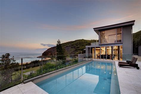 Beach House : Killcare Beach House In New South Waldes-a Luxe Houses