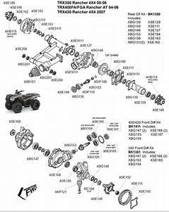 Wiring Diagram Honda Trx 350