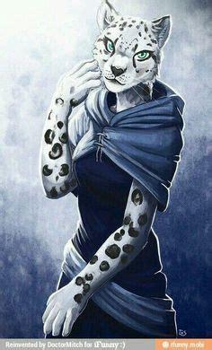 anthro tiger female stripes  miu  deviantart art