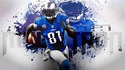 Nfl Cool Players Wallpapers Football Lions Detroit