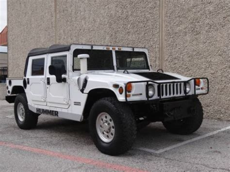 automobile air conditioning service 2000 hummer h1 on board diagnostic system purchase used 4 passenger diesel nav cd air conditioning cruise control power steering rear ac