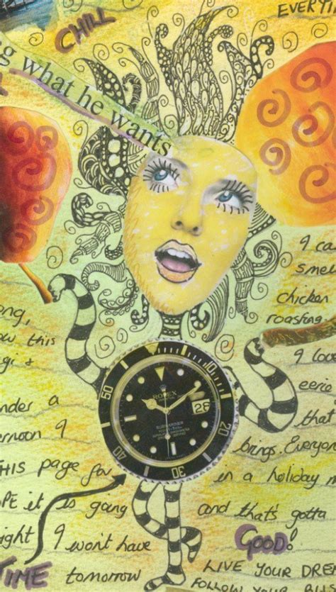 Collage Kunst Ideen by Collage Ideas For Your Journal Feltmagnet