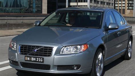 2009 Volvo S80 Review by 2009 Volvo S80 Review Car Reviews Carsguide