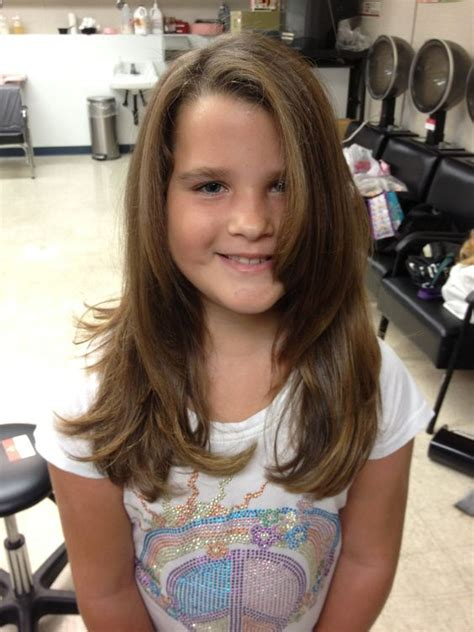 Beautiful And Ultra Modern Hairstyle For Kids Hairzstyle