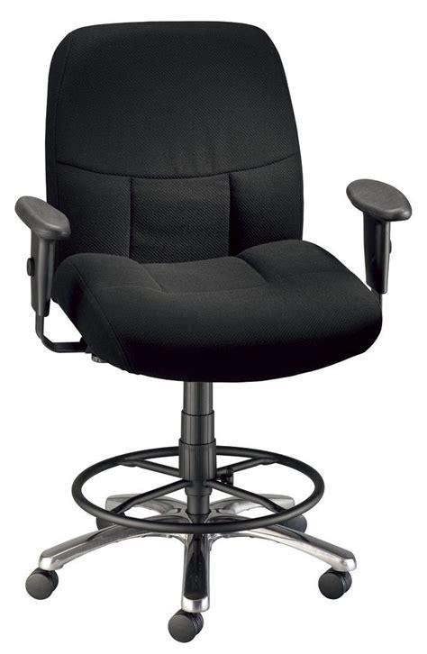 alvin olympian big tall heavy duty drafting chair