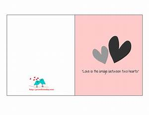 Quotes For Valentine S Card And Sayings Search - Litle Pups