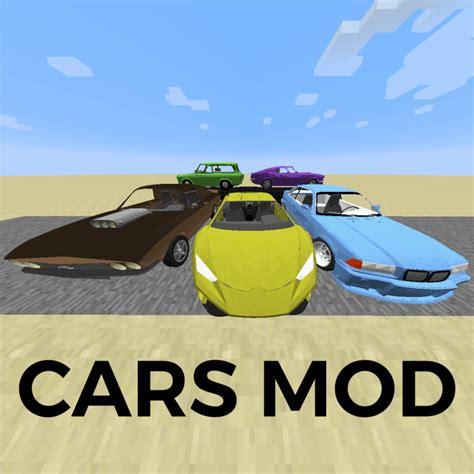 Cars Mod (xujmod) Mod 1.13/1.12.2/1.11.2/1.10.2/1.8.9/1.7
