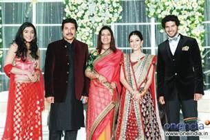wedding quotes telugu photos dulquar salman and amal sufi wedding reception