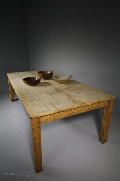 antique farmhouse kitchen table very large antique sycamore farmhouse dining table