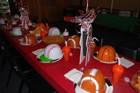 sports birthday party ideas photo    catch  party