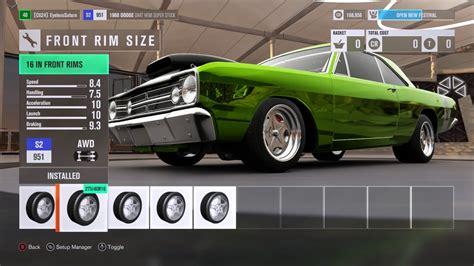 Best Drag Racing Car ? Forza Horizon 3