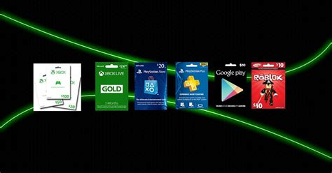 gamer cards  codes  xboxone  ps