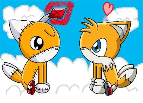 Cute Tails And Tails Doll By Pokemonlpsfan On Deviantart