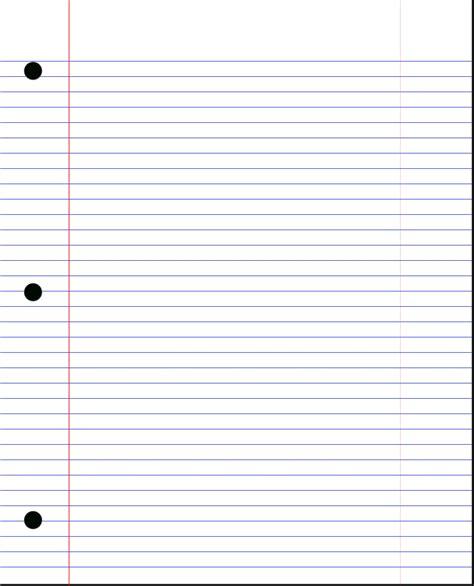 Lined Paper Template Lined Paper Template Word Beepmunk