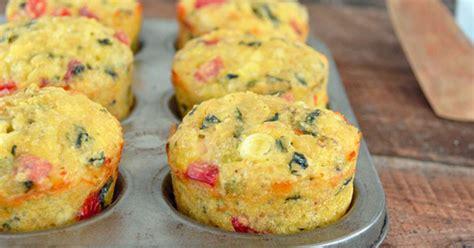comment cuisiner du quinoa muffins déjeuner aux œufs quinoa jambon et légumes