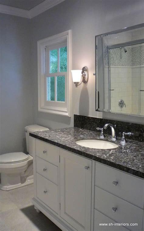 granite blue pearl bathroom traditional  blue blue