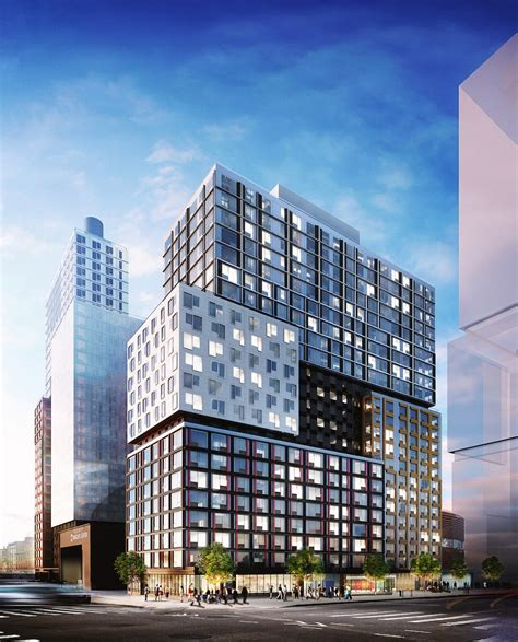 sixth avenue  atlantic yards brooklyn development