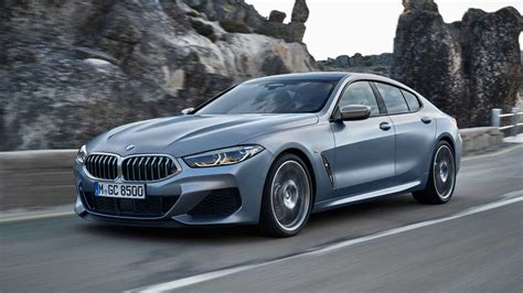 Bmw 8 Series Coupe Backgrounds by 2020 Bmw 8 Series Gran Coupe Is Luxury With Two More Doors