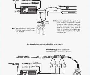 Msd 6a Wiring Diagram Gm Nice Holley Ignition Wiring