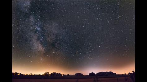 4k Timelapse Of Croatian Sky