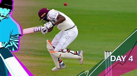 BBC Sport - Cricket: Today at the Test, England v West ...