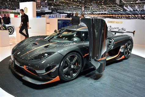 Koenigsegg Agera Rs Review, Price, 0-60mph, Max Speed