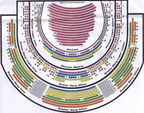 plan of house opernhaus zurigo zurich zürich sitzplan seating plan