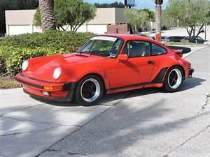 Original 1987 Porsche 911 Turbo