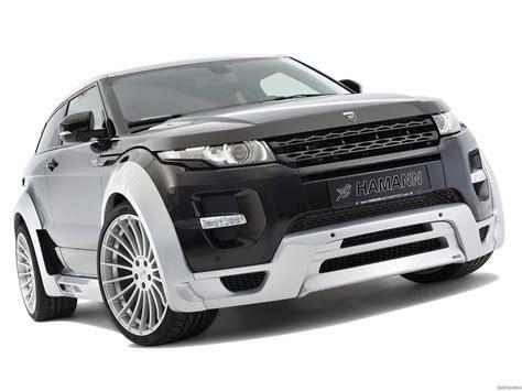 Fotos De Land Rover Hamann Range Rover Evoque Sd4 Dynamic