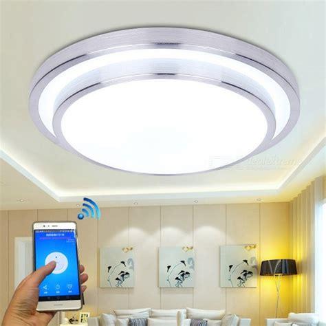 Jiawen 15w Led Wifi Wireless Ceiling Lights Indoor Smart