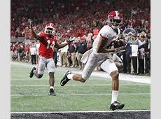 Alabama's CFP nationalchampionship win over Georgia earns