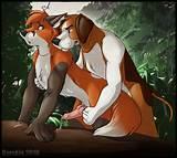 Hentai the fox and the hound