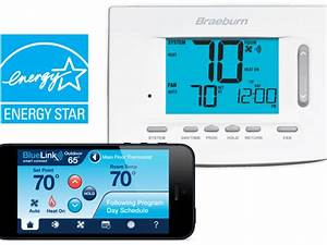 Bluelink Model 7300 Thermostat