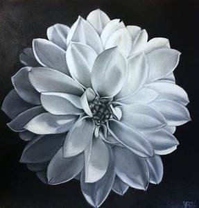 charcoal flower by lilygirl04 on DeviantArt