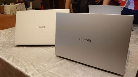 huawei matebook  series launched