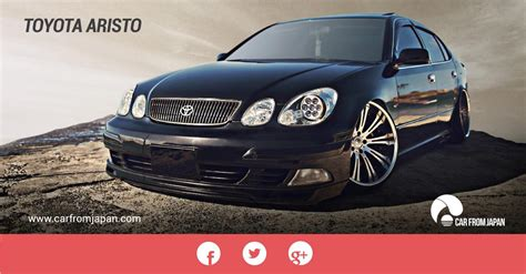 toyota aristo review  mid size luxury car car  japan