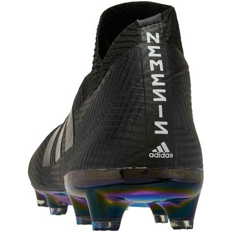 adidas nemeziz  fg blackblackwhite soccerpro