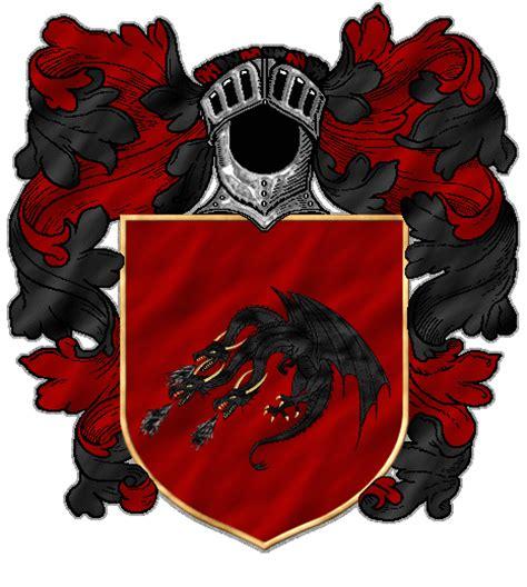 citadel heraldry house blackfyre