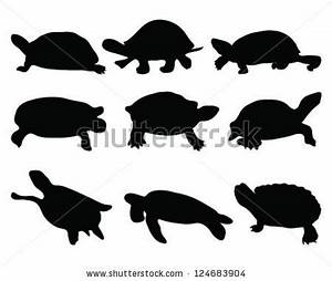 turtle silhouette cutouts - Google Search | Woodland ...